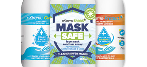 Organic hand sanitiser and face mask spray a global hit for Physicool