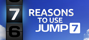 7 Reasons to use Jump7