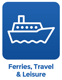 Ferries, Travel and Leisure